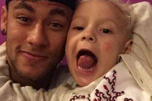 Davi Lucca nació el 24 de agosto de 2011, en Sao Paulo, Brasil. Foto:Vía instagram.com/neymarjr