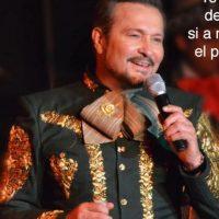 Intentó hacer carrera como cantante, pero no le fue muy bien Foto:Vía twitter.com/arturopenicheo