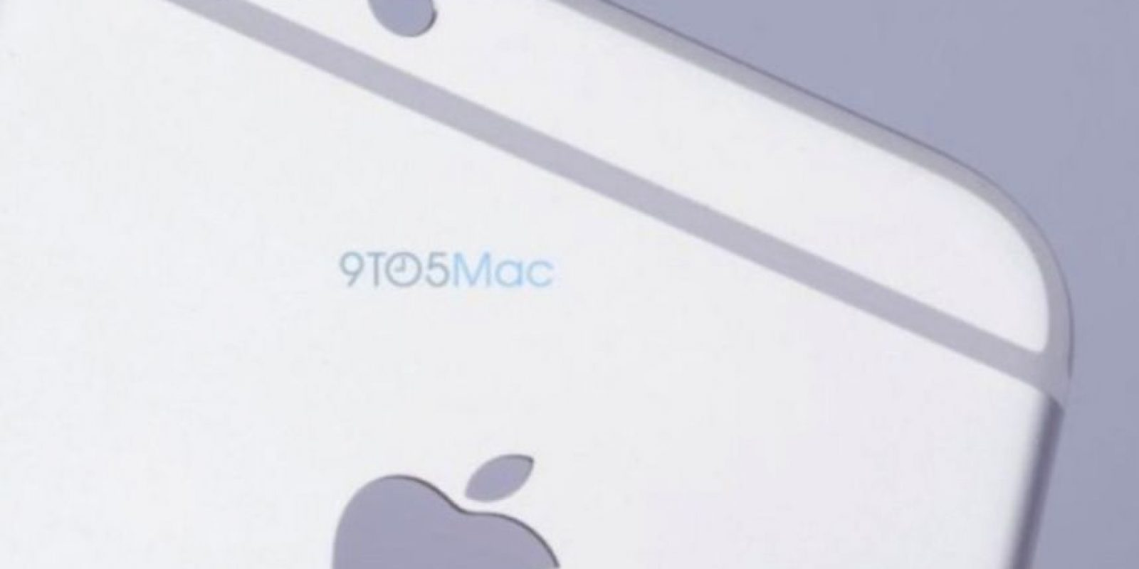 La parte trasera del nuevo dispositivo Foto:vía 9to5Mac.com