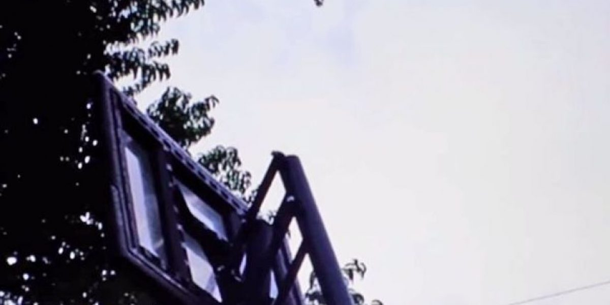 Video: Niño grabó este OVNI para que sus padres crean que lo persiguen