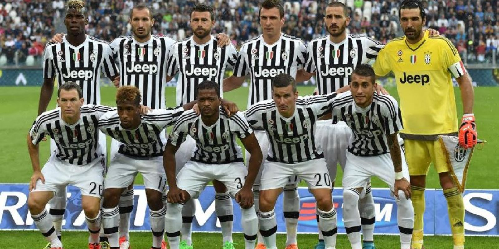 Juventus (Italia) Foto: Getty Images
