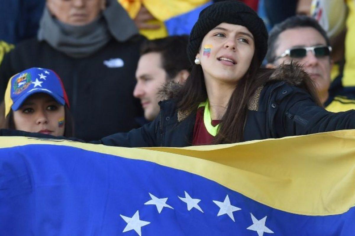 Venezuela: Mil 483 Foto:Getty Images
