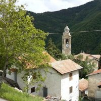 Carrega Ligure es un municipio de 100 habitantes, que en el siglo XIX albergó a más de tres mil personas Foto:Instagram.com/dolby86