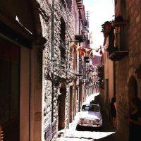 1. Gangi, en Italia Foto:Instagram.com/gpagana