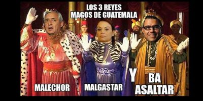 Con memes los guatemaltecos protestan y apoyan el #ParoNacional