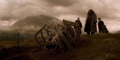 """Así que """"Hagrid"""" no tiene alma para completar el encanto. Foto:vía facebook.com/harrypottermovie"""