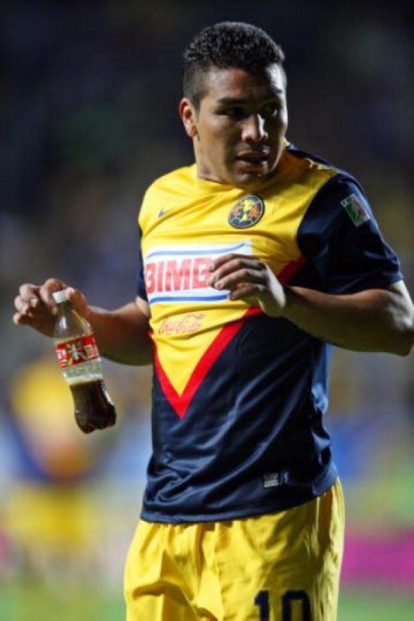 4. Salvador Cabañas Foto:Getty Images