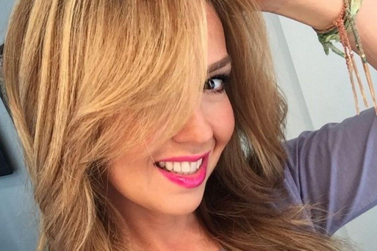 Thalía Foto:Instagram/Thalia