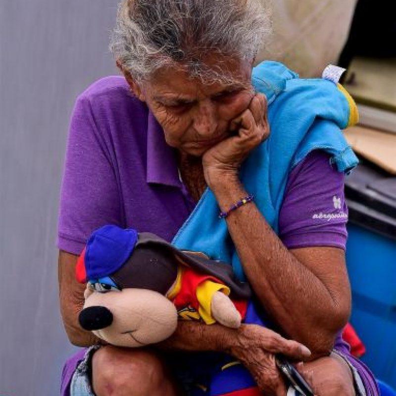 Al menos 929 personas se encuentran en seis albergues habilitados en los municipios de Cúcuta y Villa del Rosario Foto:AFP