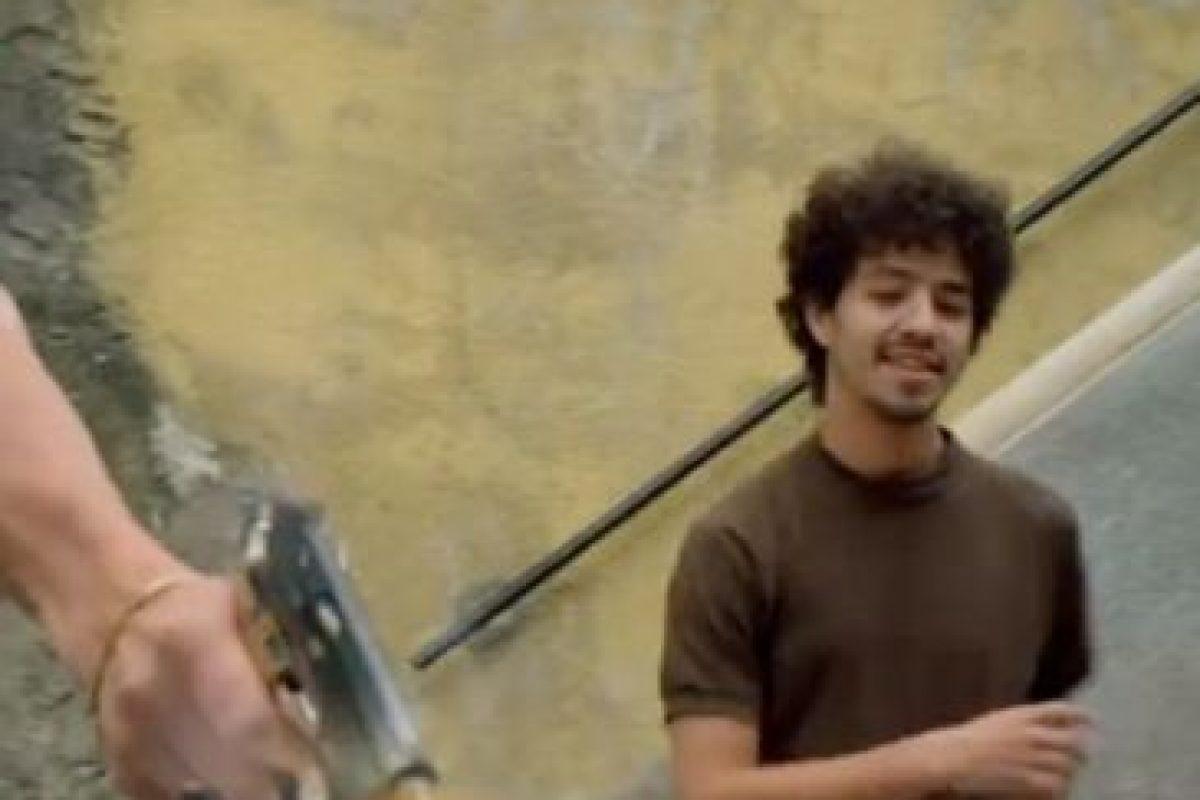 """Así luce Cataño en su papel de """"La Quica""""."""