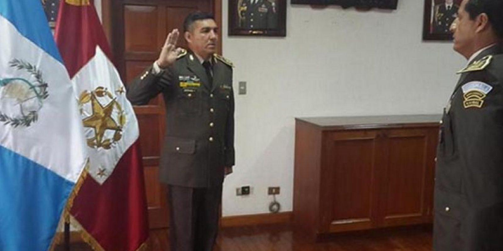 Foto:@EjércitoGt
