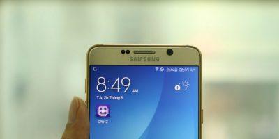 Fotos: Así luce el Samsung Galaxy Note 5 con oro de 24 kilates
