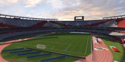 El Monumental (Club Atlético River Plate, Argentina, Primera División). Foto:EA Sports