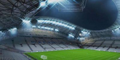 Stade Vélodrome (Olympique de Marsella, Ligue 1). Foto:EA Sports