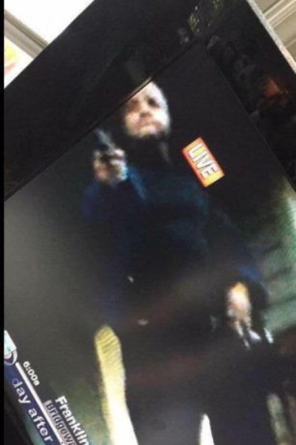 La última toma de Adam Ward: su asesino, Bryce Williams Foto:Twitter.com – Archivo