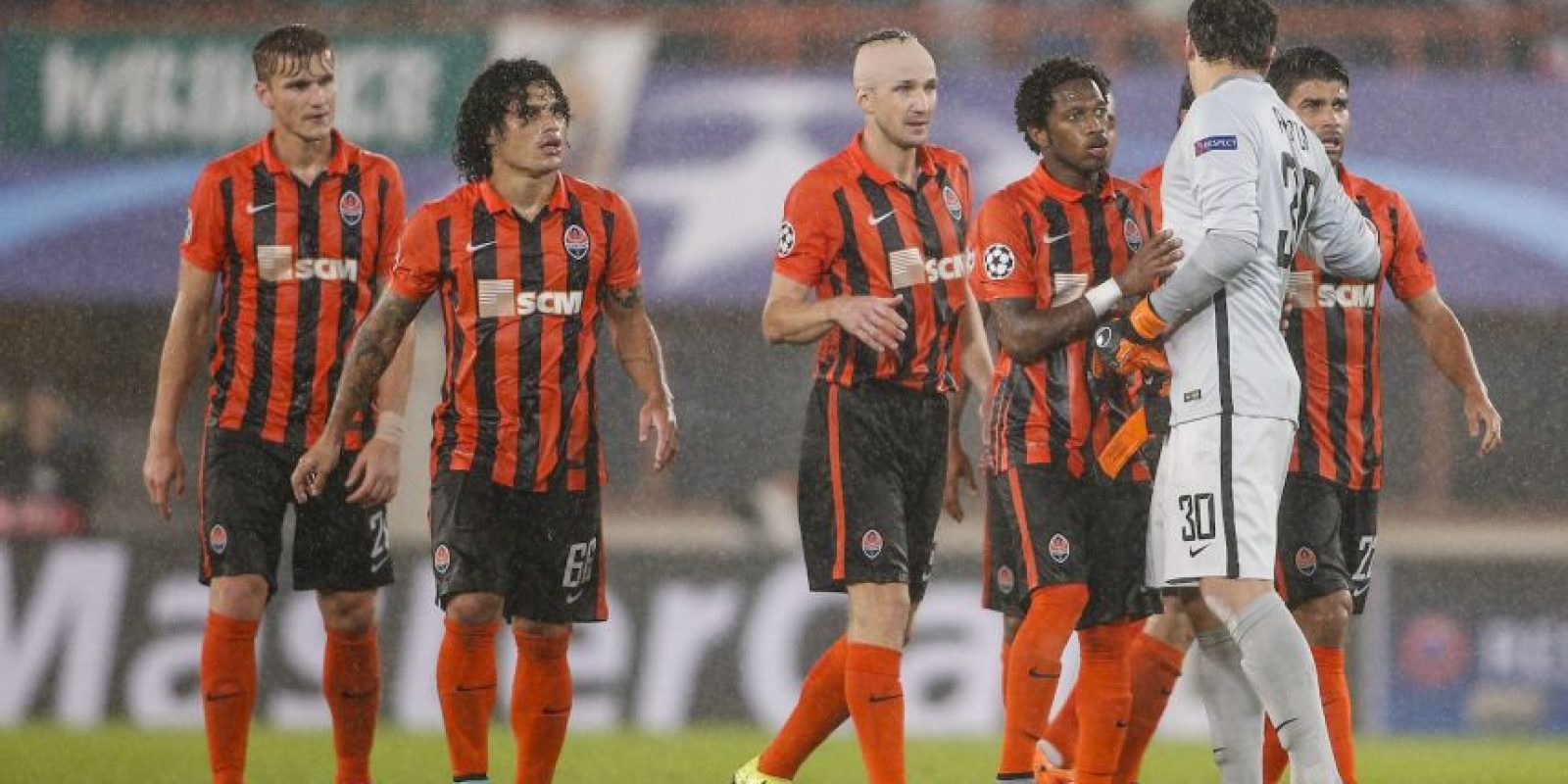 Shakhtar Donetsk (Ucrania) Foto: Getty Images