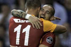 Galatasaray (Grecia) Foto:Getty Images