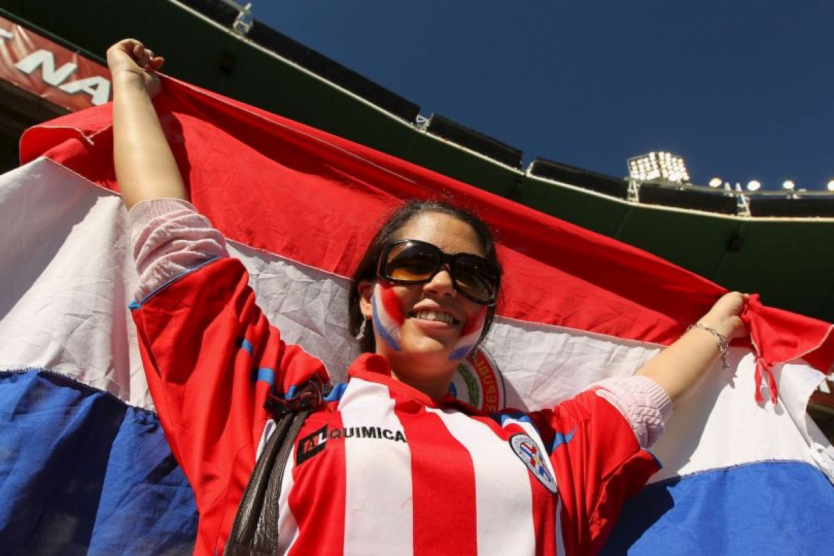 Paraguay: 38 Foto: Getty Images