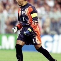 """El paraguayo no necesitó de un """"cuerpazo"""" para destacar en su posición, además de ser goleador al cobrar penales y tiros de castigo. Foto:Getty Images"""