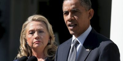 Hillary Clinton usó su correo electrónico privado mientras era Secretaria de Estado en la primera administración de Barack Obama. Foto:Getty Images