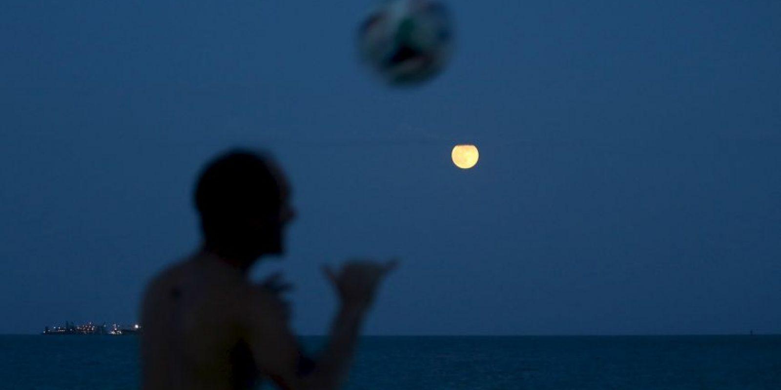 Miami Beach en Florida, Estados Unidos Foto:Getty Images