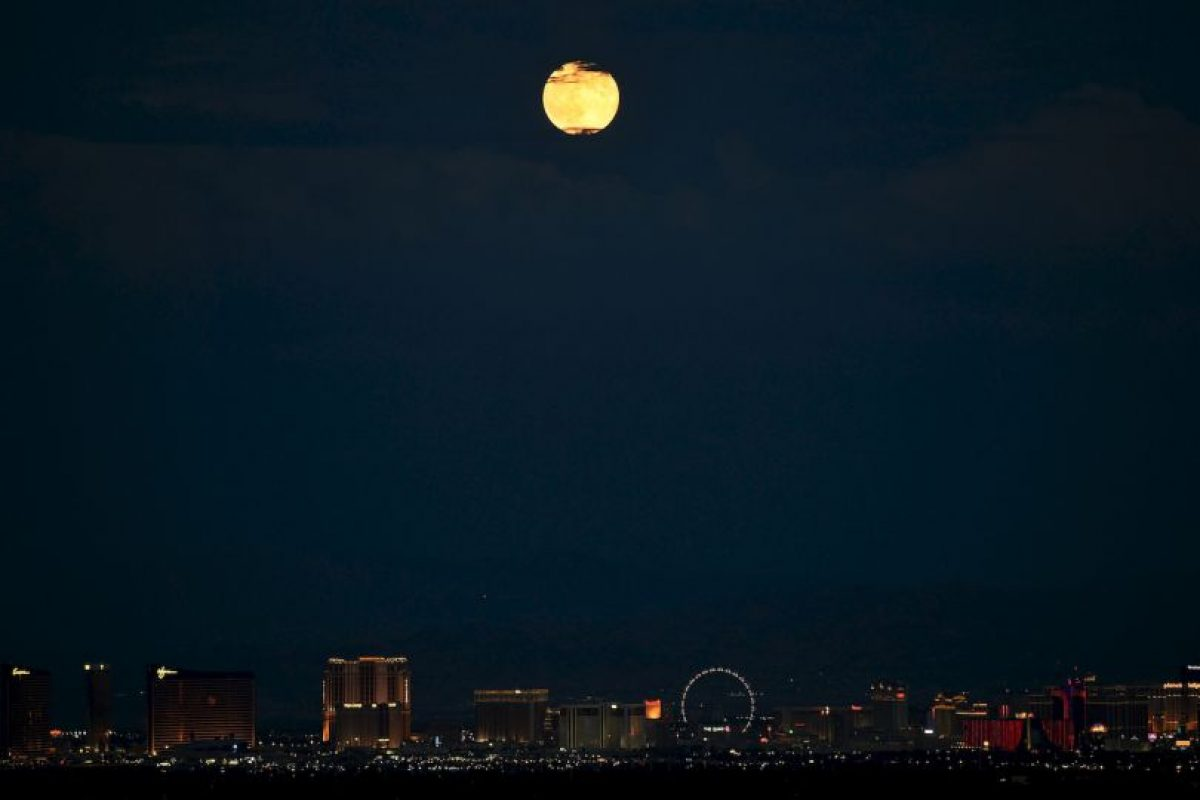 Las Vegas en Nevada, Estados Unidos Foto: Getty Images