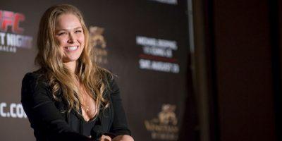 En su juventud, Ronda practicó el judo y representó a su país, Estados Unidos, en los Juegos Olímpicos de Pekín 2008. Foto:Getty Images