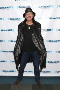 Carlos Santana Foto: Getty Images