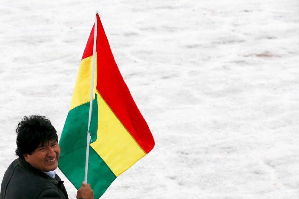Bolivia: 95 Foto: Getty Images