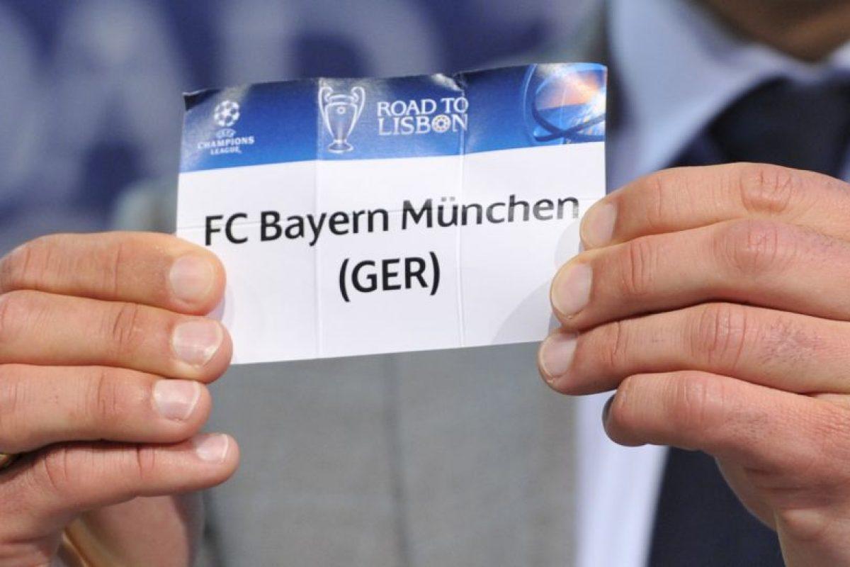 BOMBO 1: Barcelona, Chelsea, Bayern de Múnich, Juventus, Benfica, Paris, Zenit y PSV Eindhoven. Foto:Getty Images