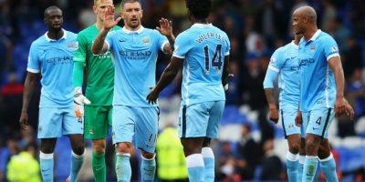 También se encuentra el Manchester City Foto:Getty Images