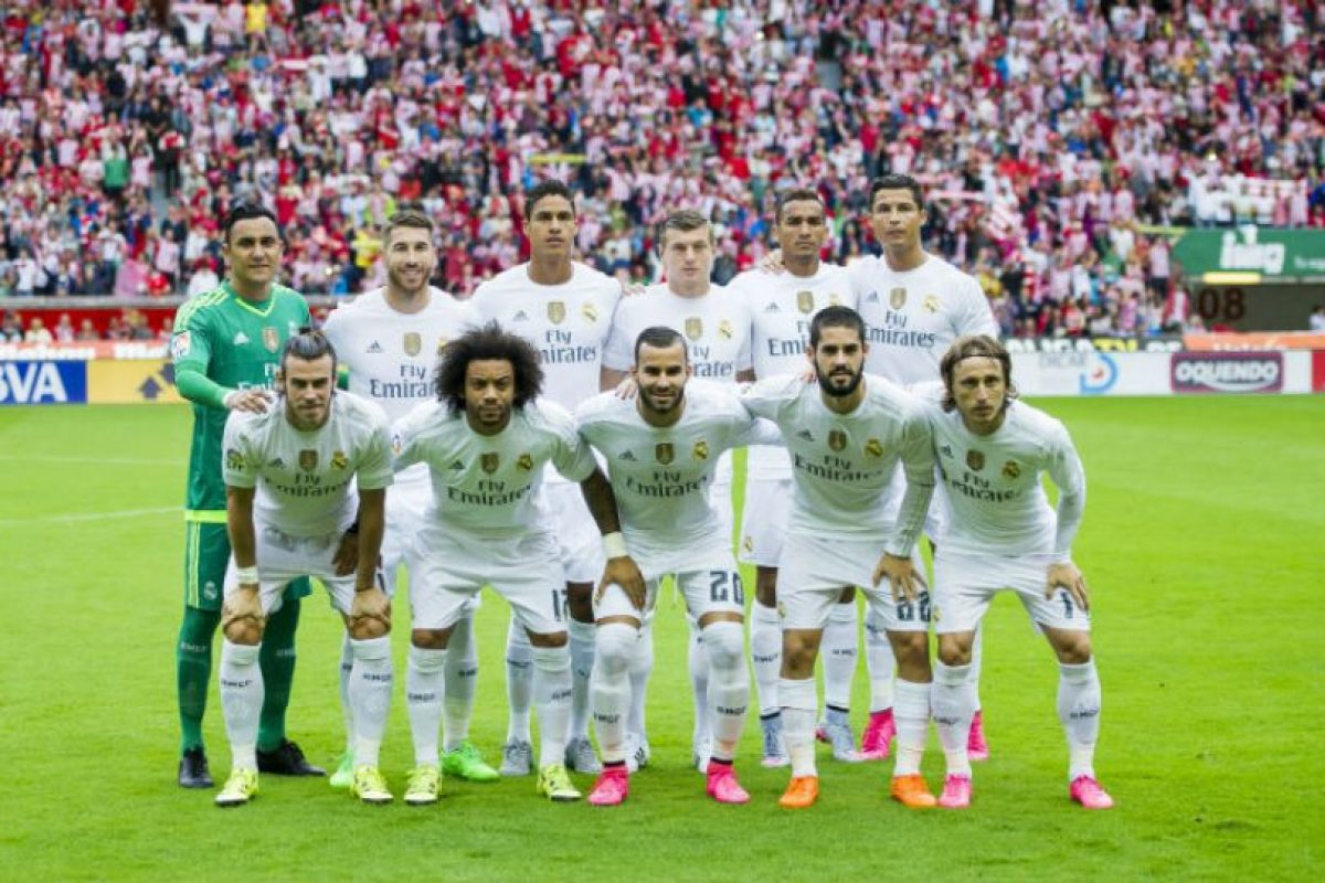 Real Madrid (España) Foto:Getty Images