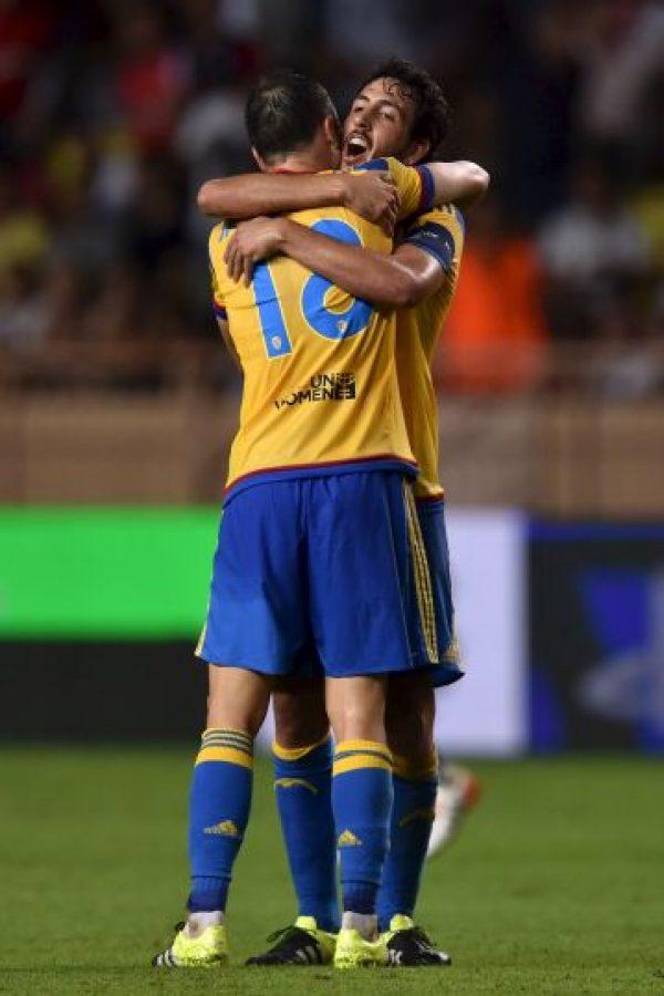 El Grupo H lo debería ganarlo el Valencia Foto:Getty Images