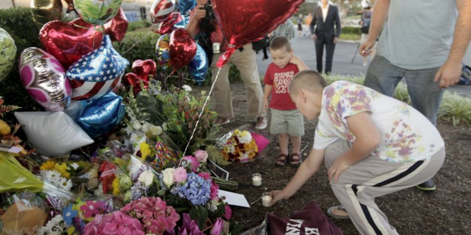 Después de asesinar a sus compañeros se quitó la vida. Foto:Getty Images