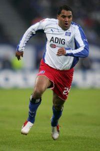 """Fue uno de los fichajes """"estrella"""" del Weder Bremen a principios de los años 2000, y en 2004, a pesar de su robusta figura, fue el goleador de la Bundesliga. Foto:Getty Images"""