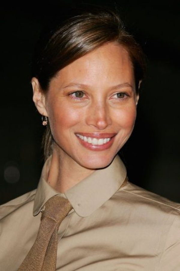 Christy Turlington Foto: Getty Images