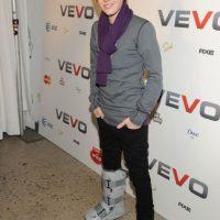 Es una actor, cantante y compositor canadiense. Foto:Getty Images