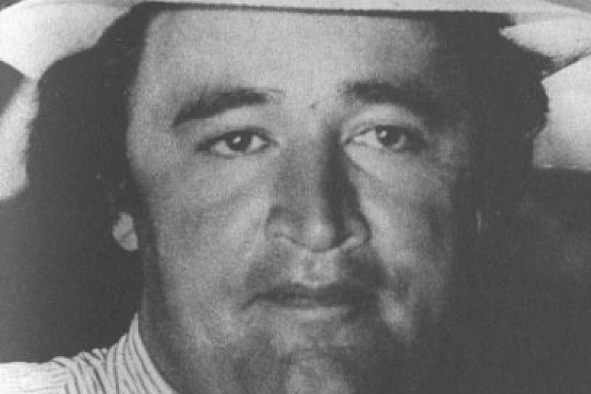 """Gacha fue uno de los narcotraficantes más poderosos del cartel de Medellín. También lo conocían como """"El Ministro de Guerra"""" Foto:Wikipedia"""