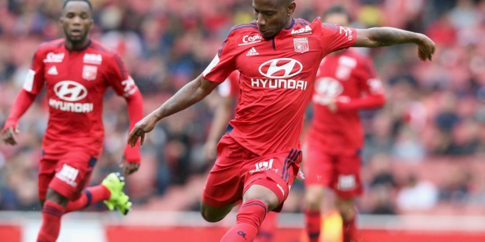 Olympique de Lyon (Francia) Foto: Getty Images