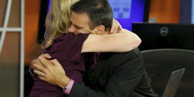 Un nuevo ataque conmocionó a la sociedad estadounidense: Un exreportero de la cadena WDBJ7 asesinó a una reportera y un camarógrafo mientras hacían una transmisión en vivo. Foto:AP