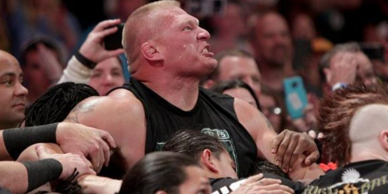1. Nada es imposible. Foto:WWE