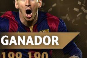 Estos fueron los 5 mejores goles del año en la UEFA. Foto:UEFA.com