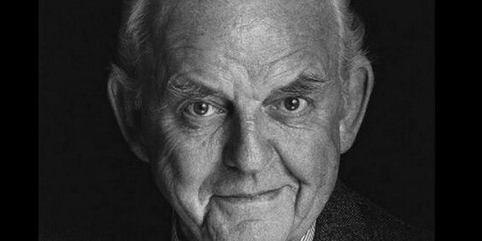 Murió el 24 de junio de 2000 y ya tenía una larga trayectoria cinematográfica cuando asumió este papel Foto:Tumbrl