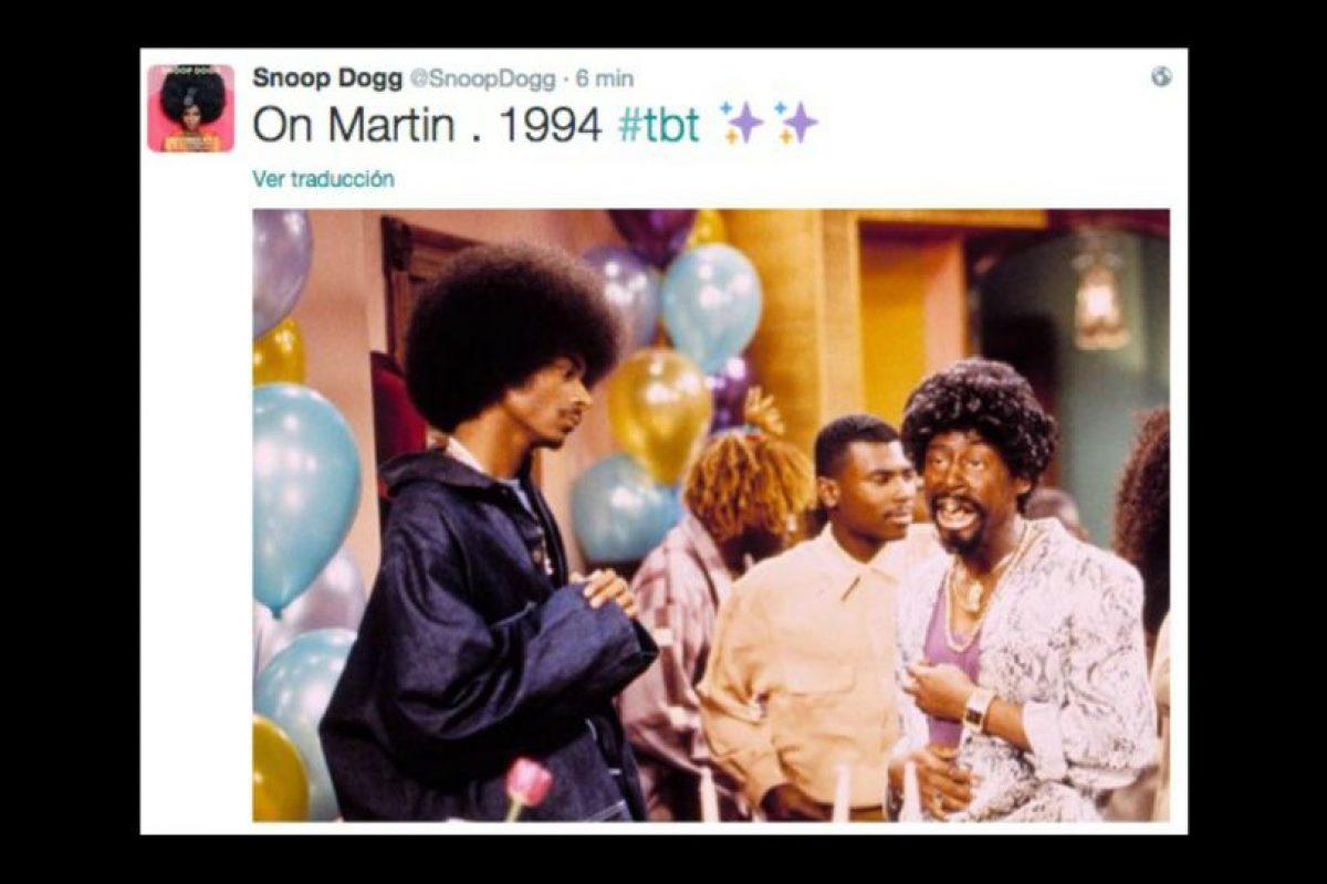 Snoop Dogg Foto:Twitter/SnoopDogg