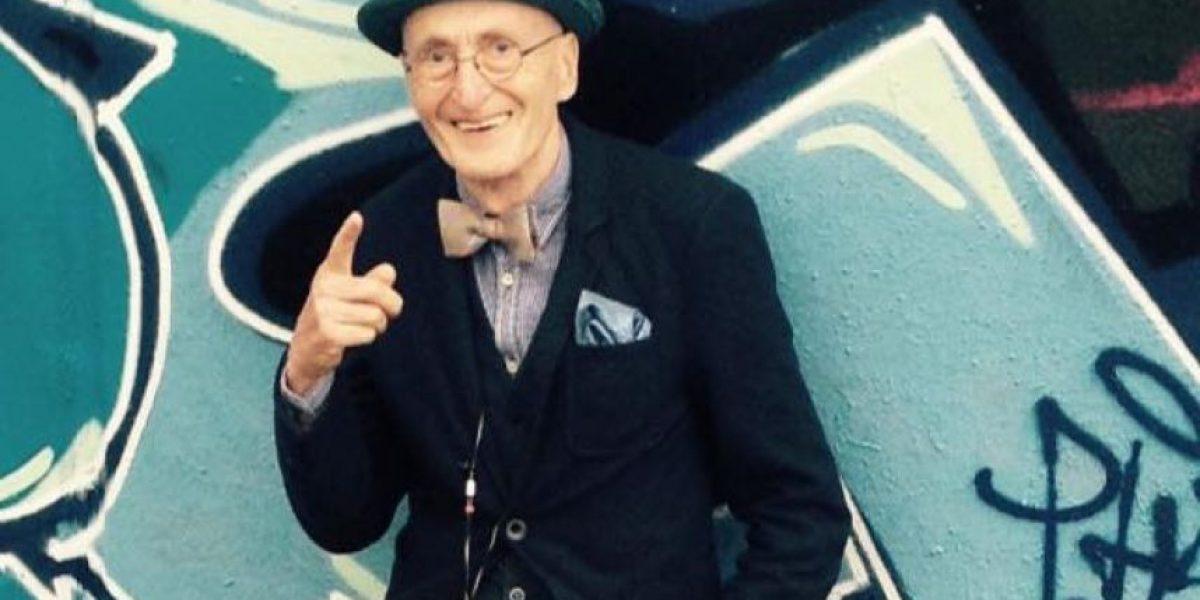 Fotos: El abuelo más hipster y con buen estilo de las redes sociales