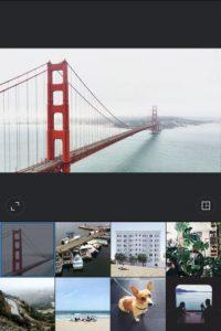 Foto en formato paisaje. Foto:Instagram