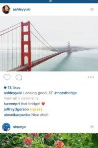 Foto publicada en formato paisaje. Foto:Instagram
