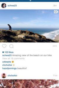 Video publicado en formato paisaje. Foto:Instagram