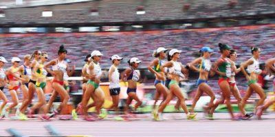 Las guatemaltecas cumplieron con su participación en la cita mundialista en China. Foto:AFP