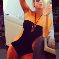 """Ante tal """"filtración"""", Lohan podría contar su verdadera historia. Foto:vía instagram.com/lindsaylohan"""